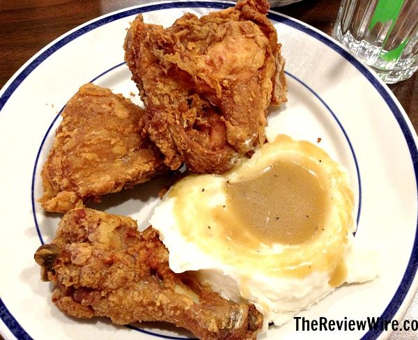 Bob Evans Broasted Chicken