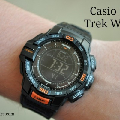 Be Ready to Handle the Outdoors with a Casio Pro Trek Watch