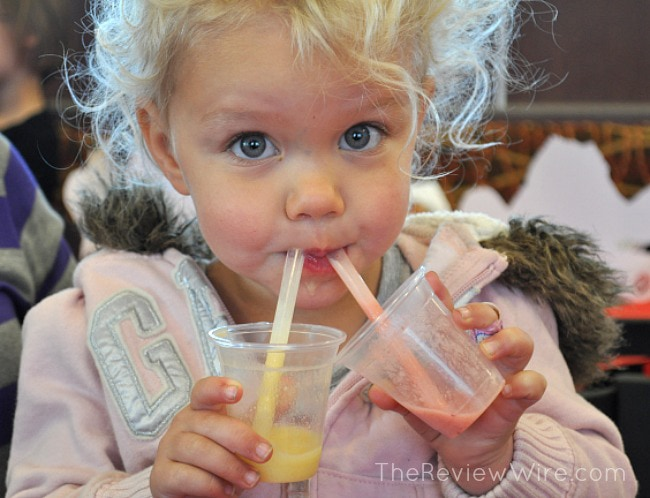Chick-fil-a Smoothie Time