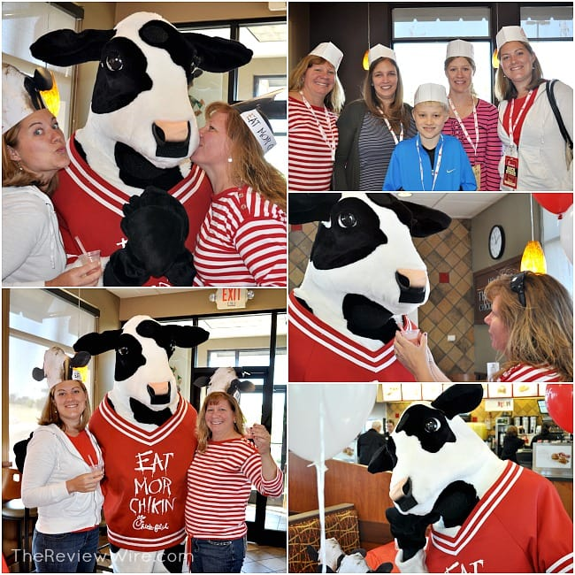 Chik-fil-a Party Time