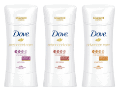 Dove Advanced Care Clear Tone