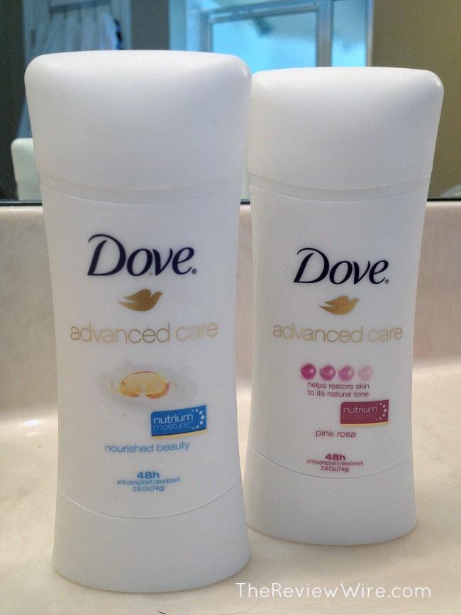 Dove Advanced Care with NutriumMoisture