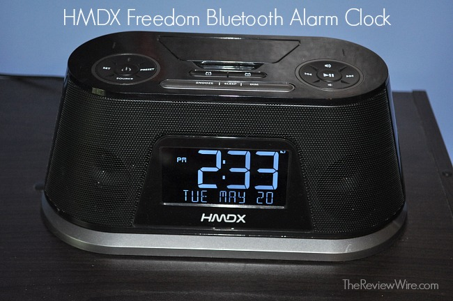 Freedom Bluetooth Alarm Clock