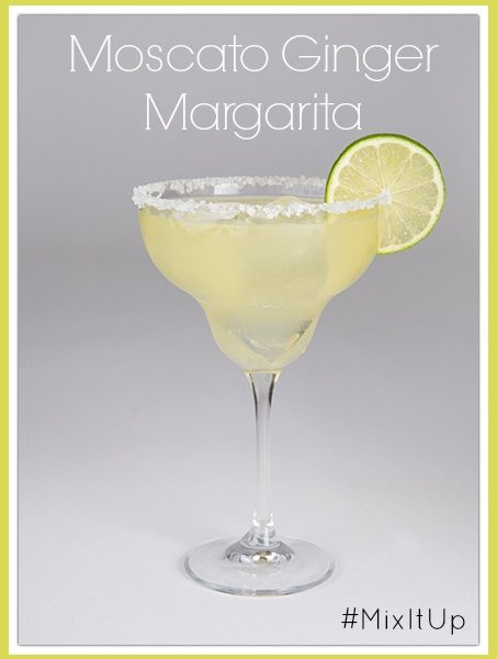 Gallo Moscato Ginger Margarita