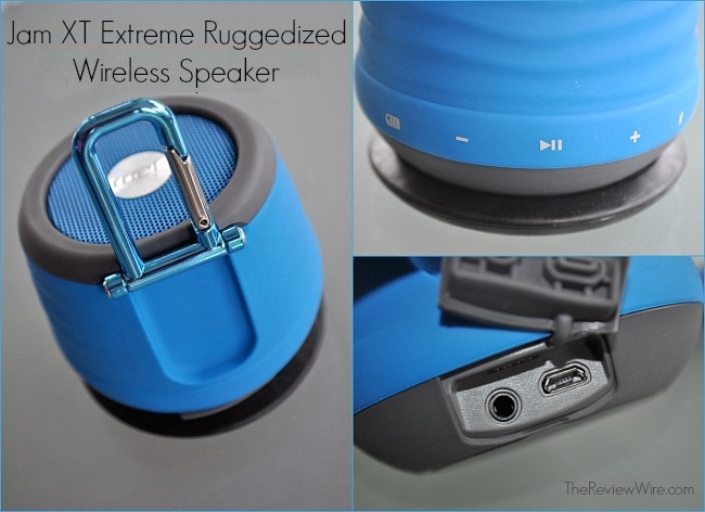 Jam XT Extreme Ruggedized Wireless Speaker