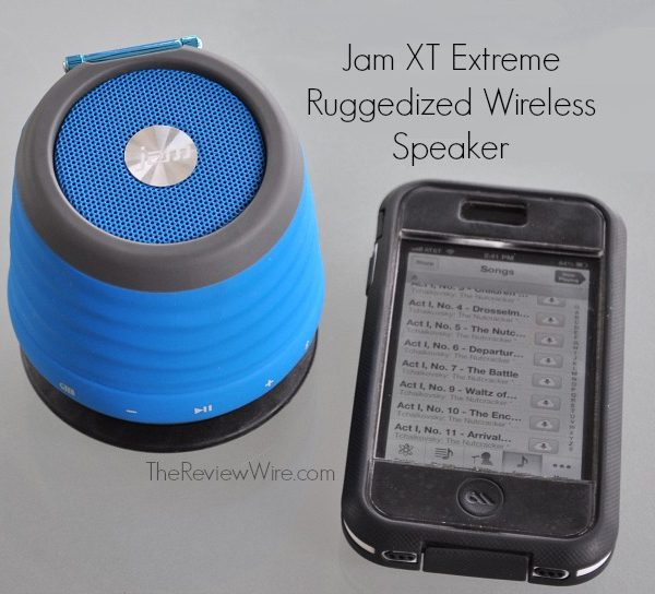 Jam XT Extreme Wireless Speaker