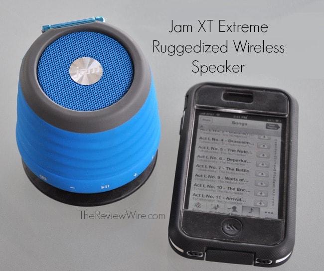Jam XT Extreme Wireless Speaker