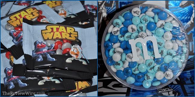 M&M Star Wars