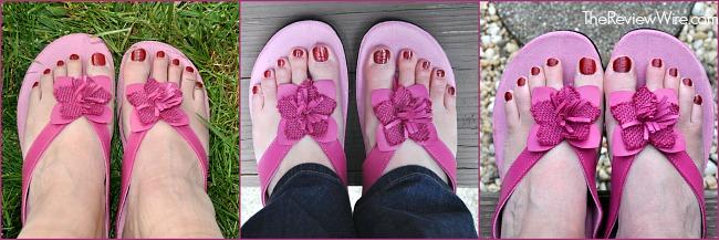 My Vionic Sandals