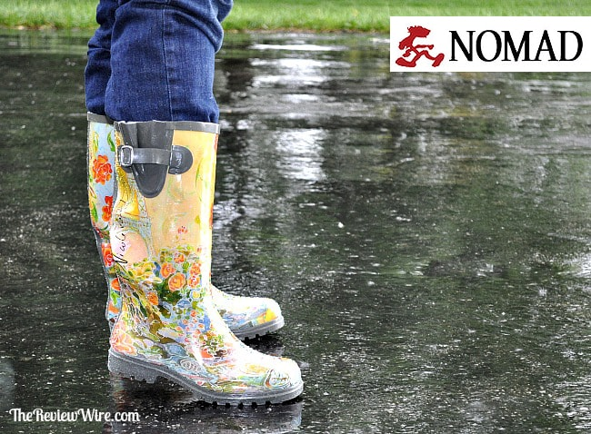 Nomad Boots