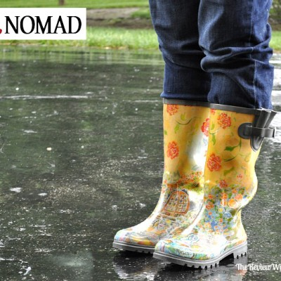 Spring Rain Boots from Nomad Footwear