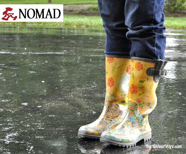 Nomad Spring Boots