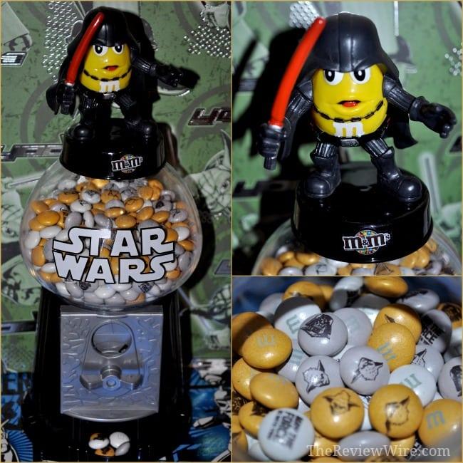 Star Wars M&M's