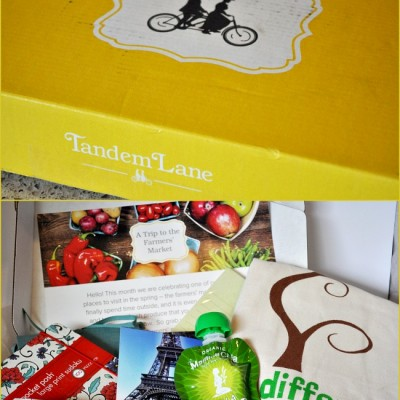 Tandem Lane Review: Monthly Care Packages for Grandparents and Parents