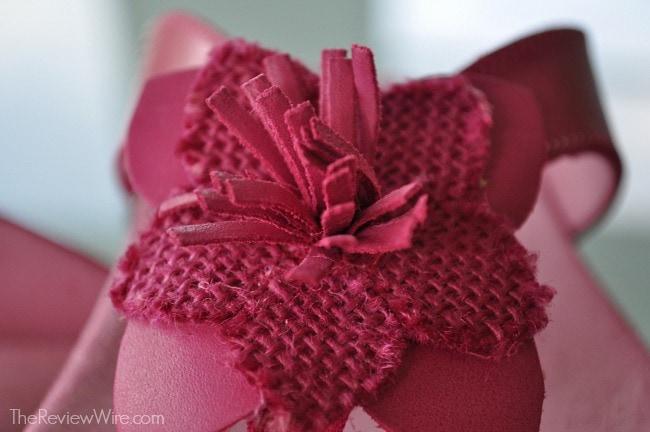 Vionic Fuchsia Sandal