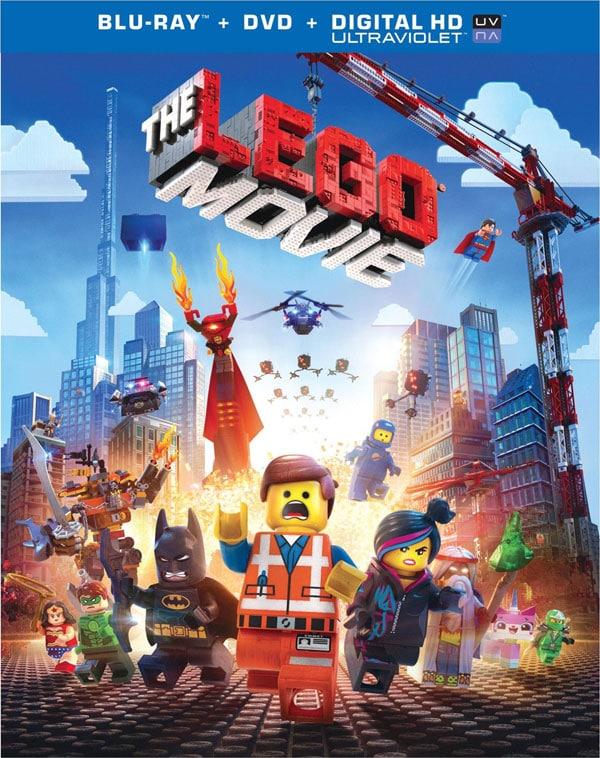 Lego movie Blu-ray
