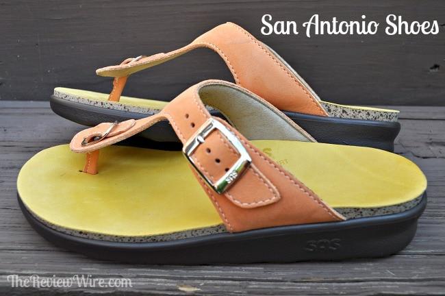 San Antonio Shoes