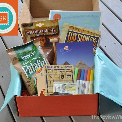 Surprise Ride: A Monthly Subscription Box of Adventure For Kids