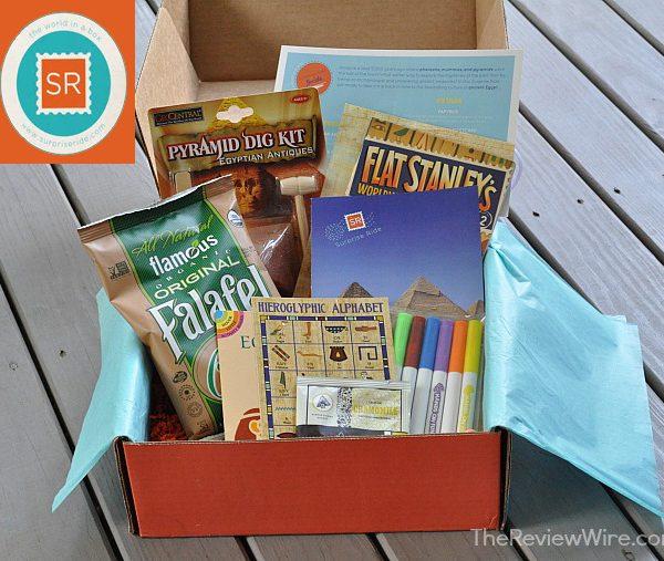 Surprise Ride Egypt Box copy