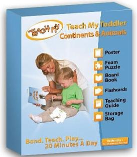 Teach My Toddler