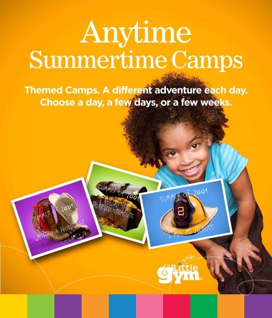 The Little Gym Summer Camp
