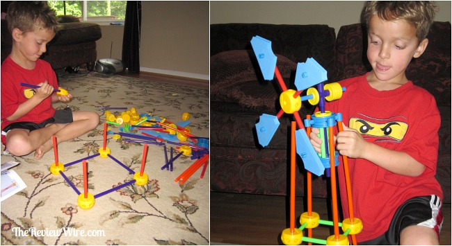 WABA Fun: Superstructs Building Sets