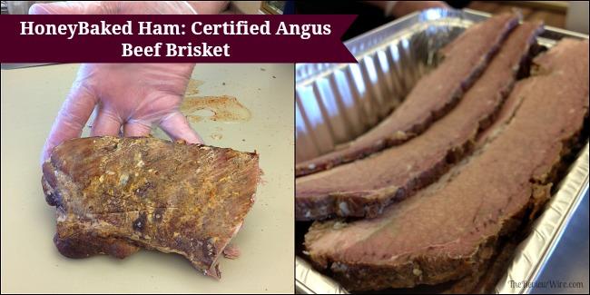 HoneyBaked Ham beef brisket