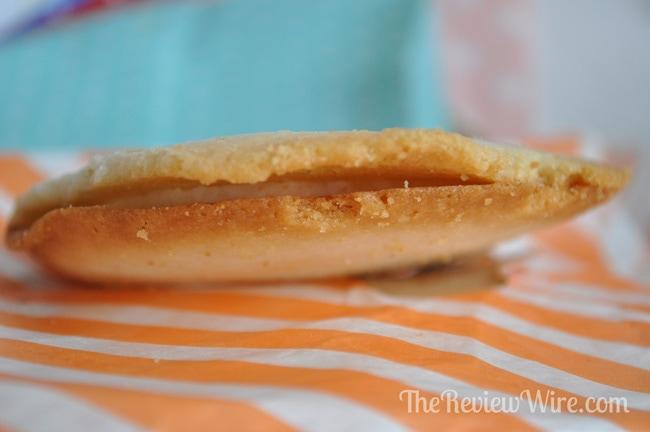 Orange Glad Ice-Dream Sandwich