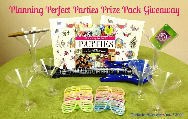 Planning Perfect Parties Prize Pack