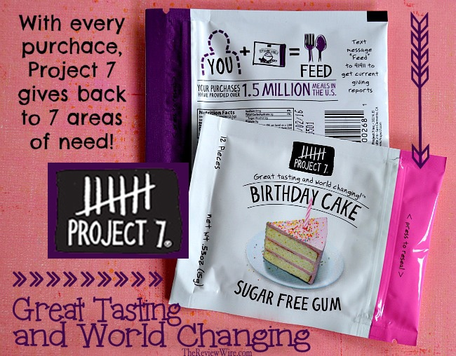 Project 7 Gives Back