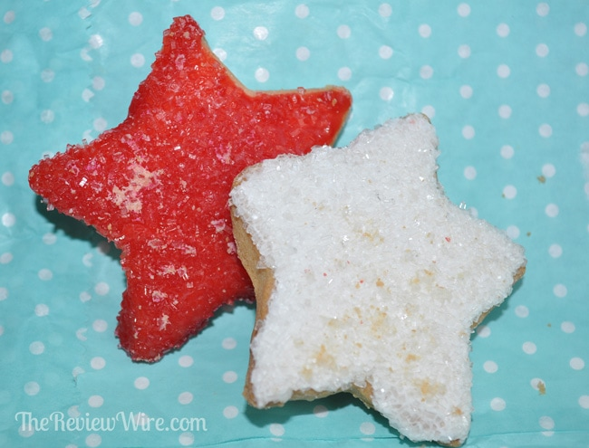Star Sugar Cookies from Gianna's Homemade Baked Goods