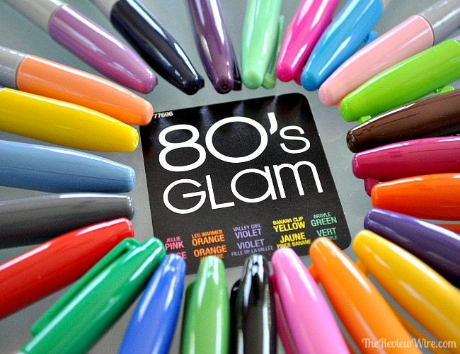 80's Glam Sharpies