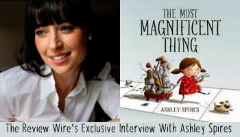 Ashley Spires Interview