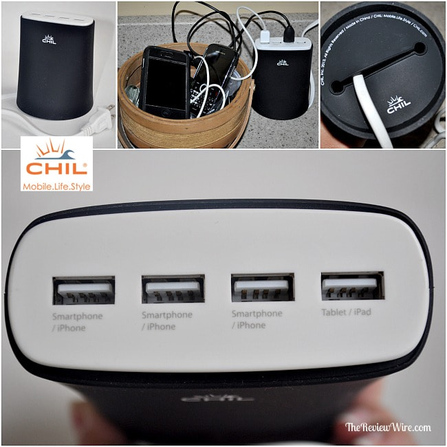 CHIL PowerShare Charger