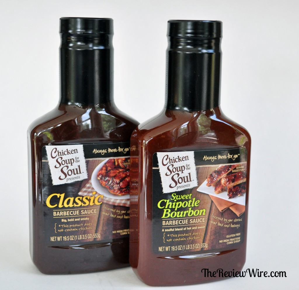 Chicken Soup For the Soul BBQ Sauce