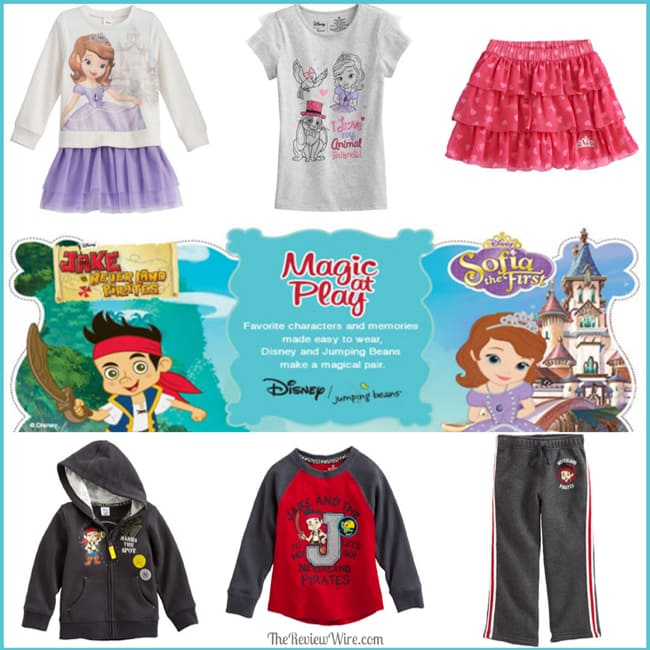 Kohl's Magic at Play Collection