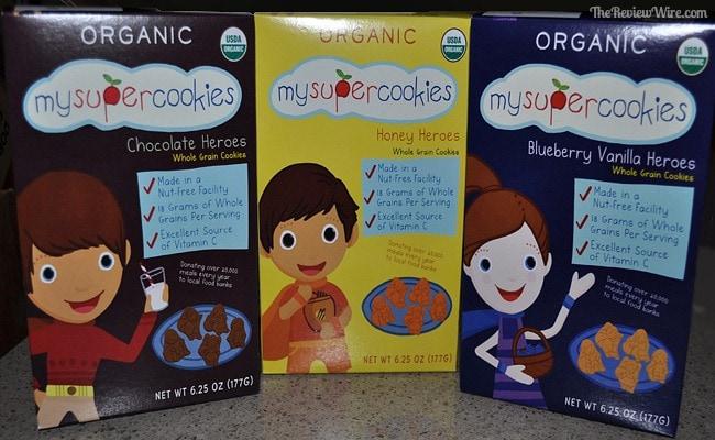 My Super Cookies
