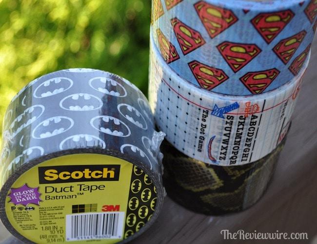 Pattern Scotch Duct Tape