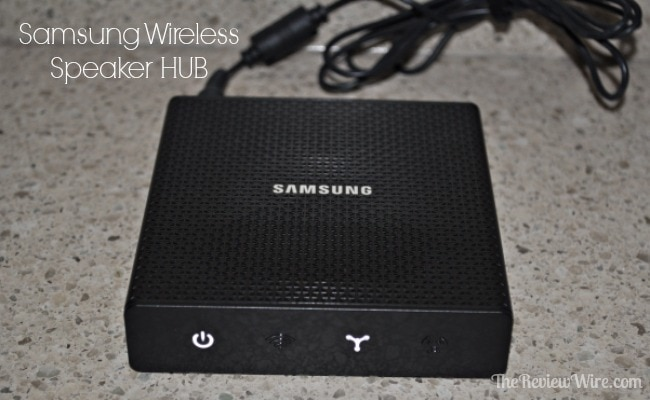 Samsung Wireless Speaker HUB