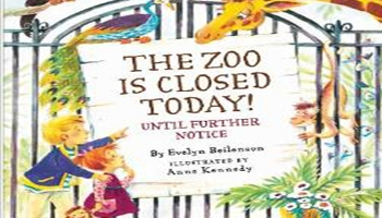 The zoo is closed today!