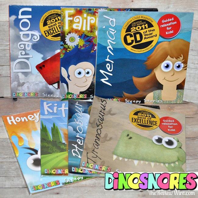Dinosnores CD'S