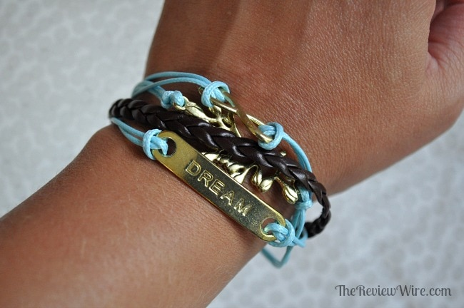 Dream Bracelet from MissionCute: Accessories Monthly Subscription Box