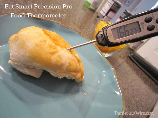 Eat Smart Precision Pro Food Thermometer Review