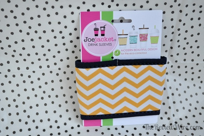 Joe Jacket Drink Sleeve from MissionCute: Accessories Monthly Subscription Box