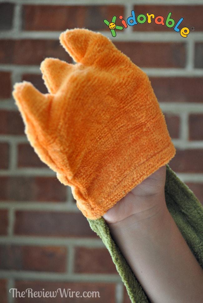 Kidorable Dinosaur Towel Mit