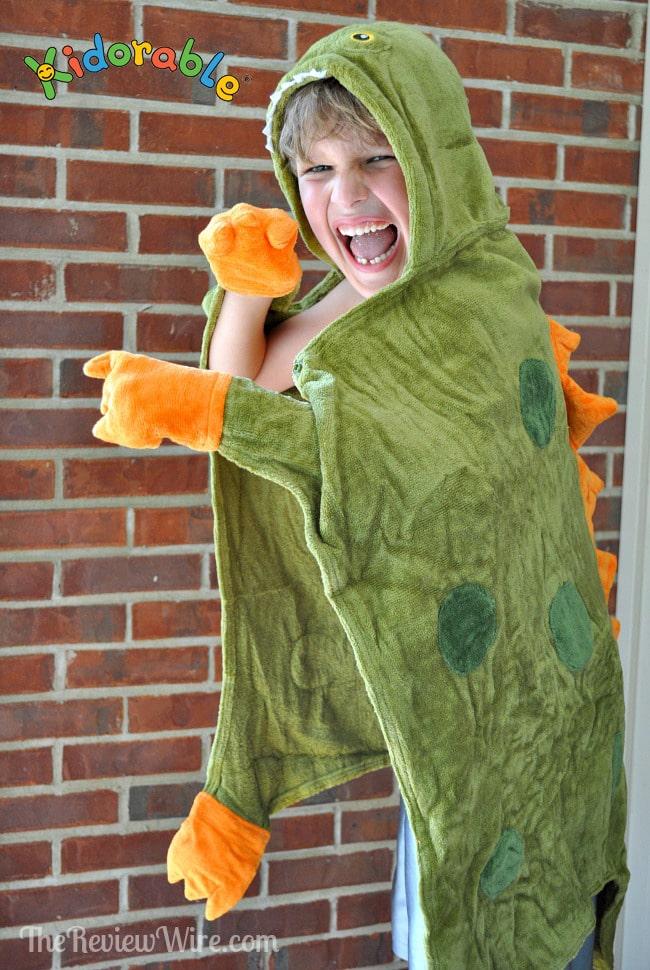 Kidorable Dinosaur Towel