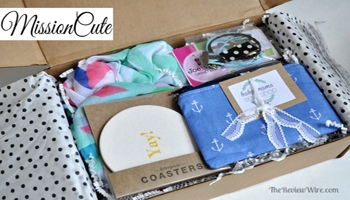 MissionCute: Accessories Monthly Subscription Box