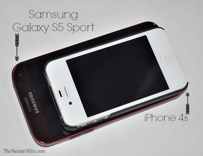 Samsung Galaxy Comapred to iPhone