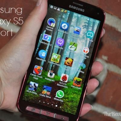 Samsung Galaxy S5 Sport #SprintMom #Sponsored #MC