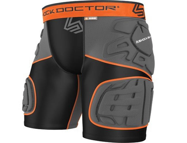 598-ultra-shockskin-football-5-pad-short